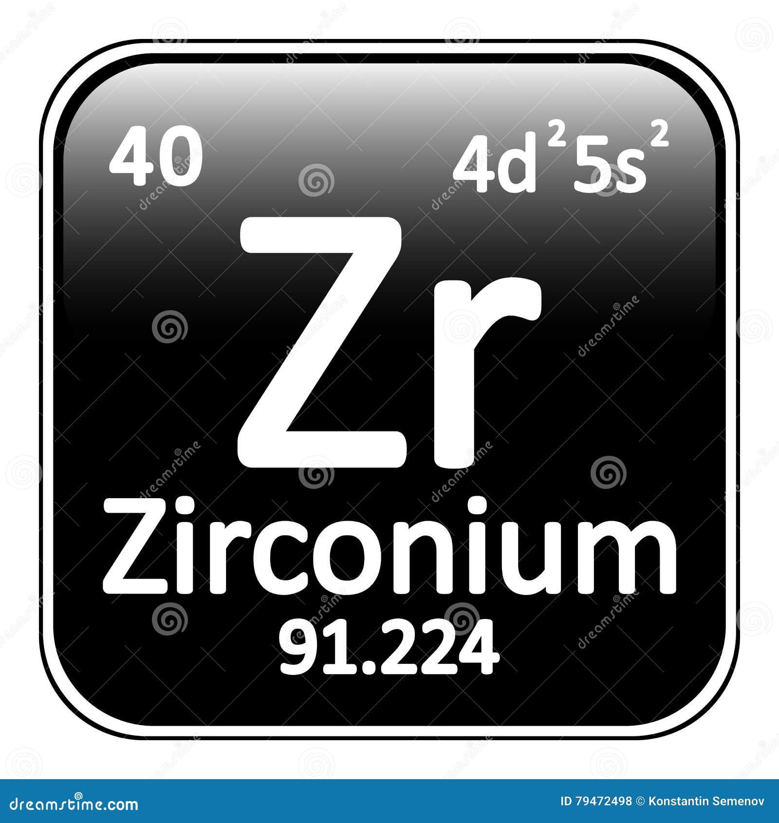 Zirconium symbol periodic table gallery periodic table images periodic table element zirconium icon stock illustration image background element icon periodic table white zirconium gamestrikefo gamestrikefo Images