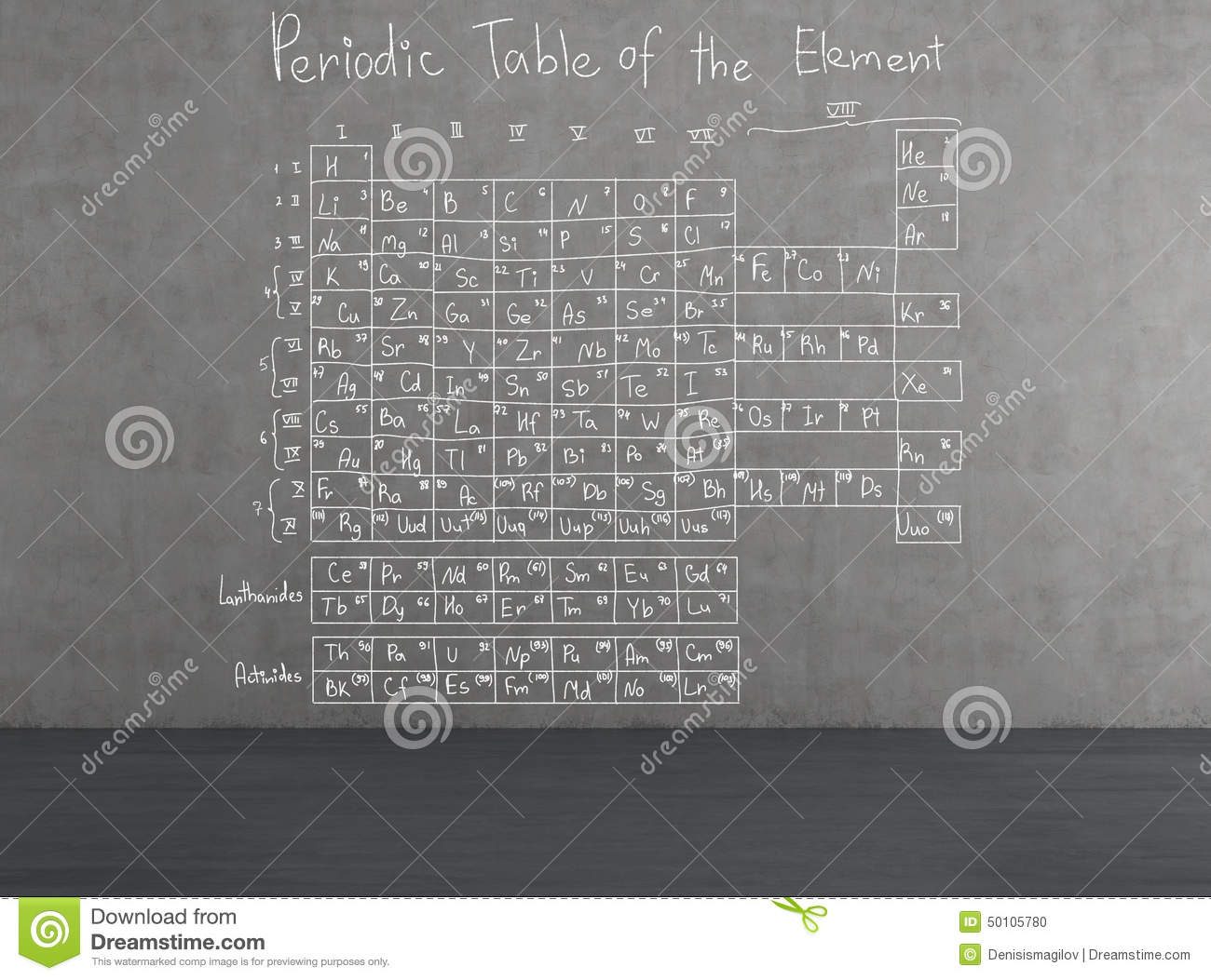 Periodic table of elements stock photo image of laboratory 50105780 download periodic table of elements stock photo image of laboratory 50105780 urtaz Gallery