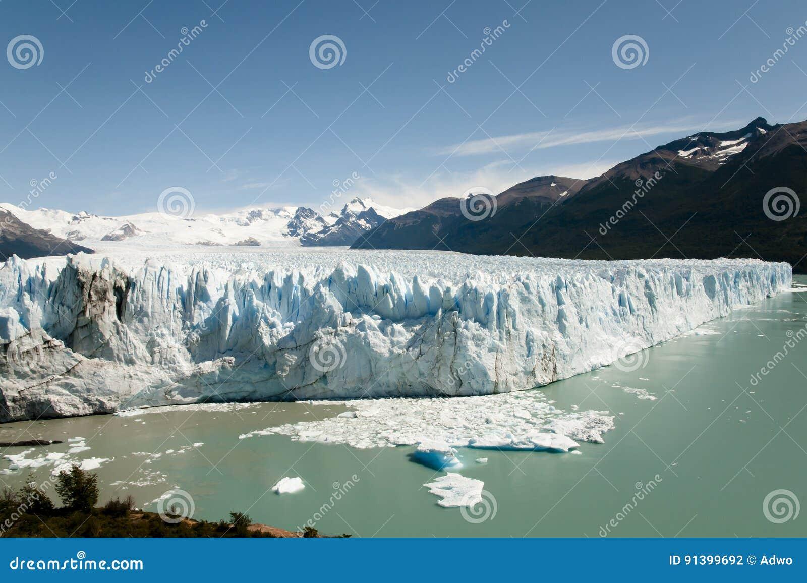 Perito Moreno Glacier - EL Calafate - la Argentina