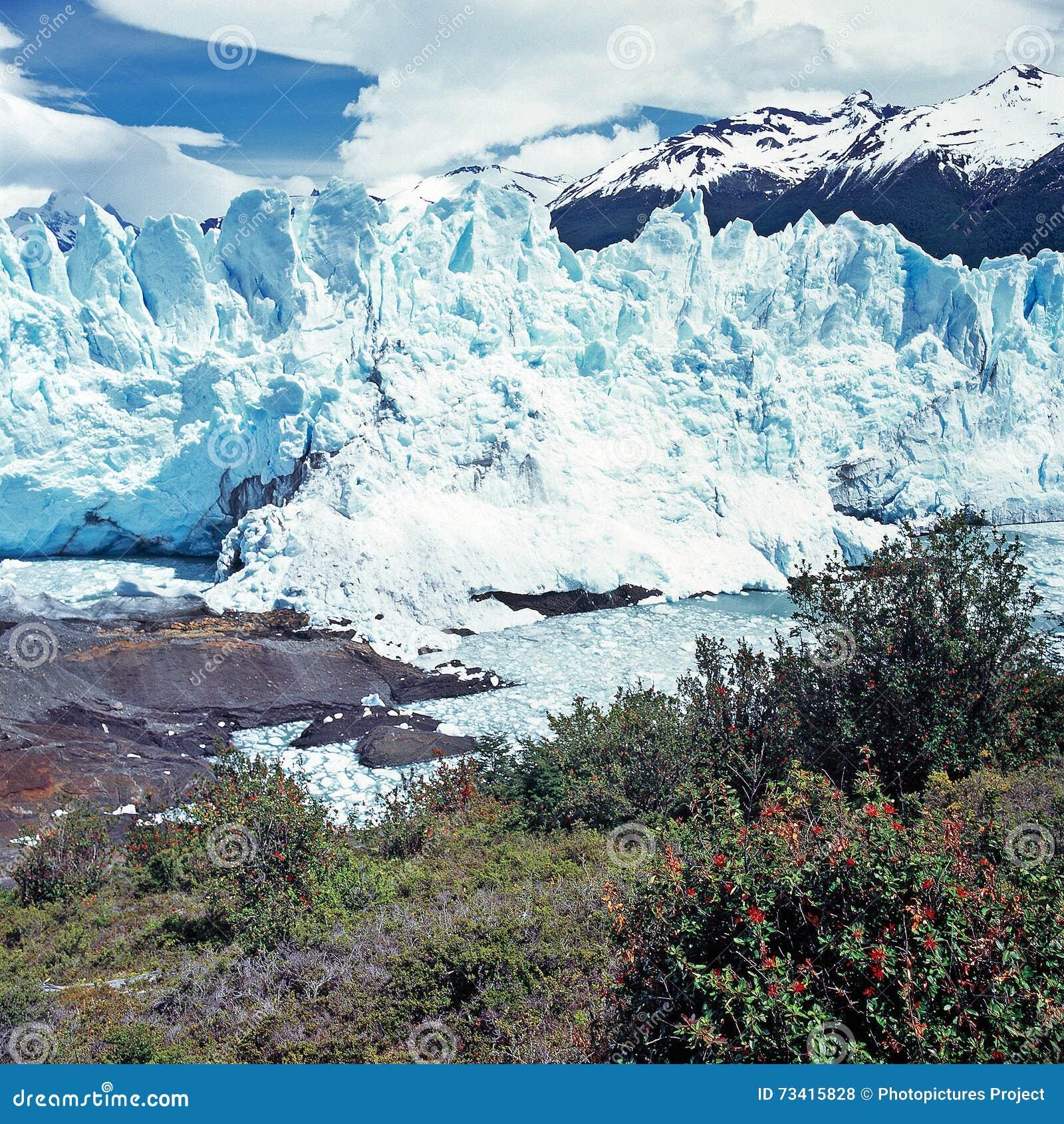 Perito Moreno Glacier, EL Calafate, parque nacional del Los Glaciares