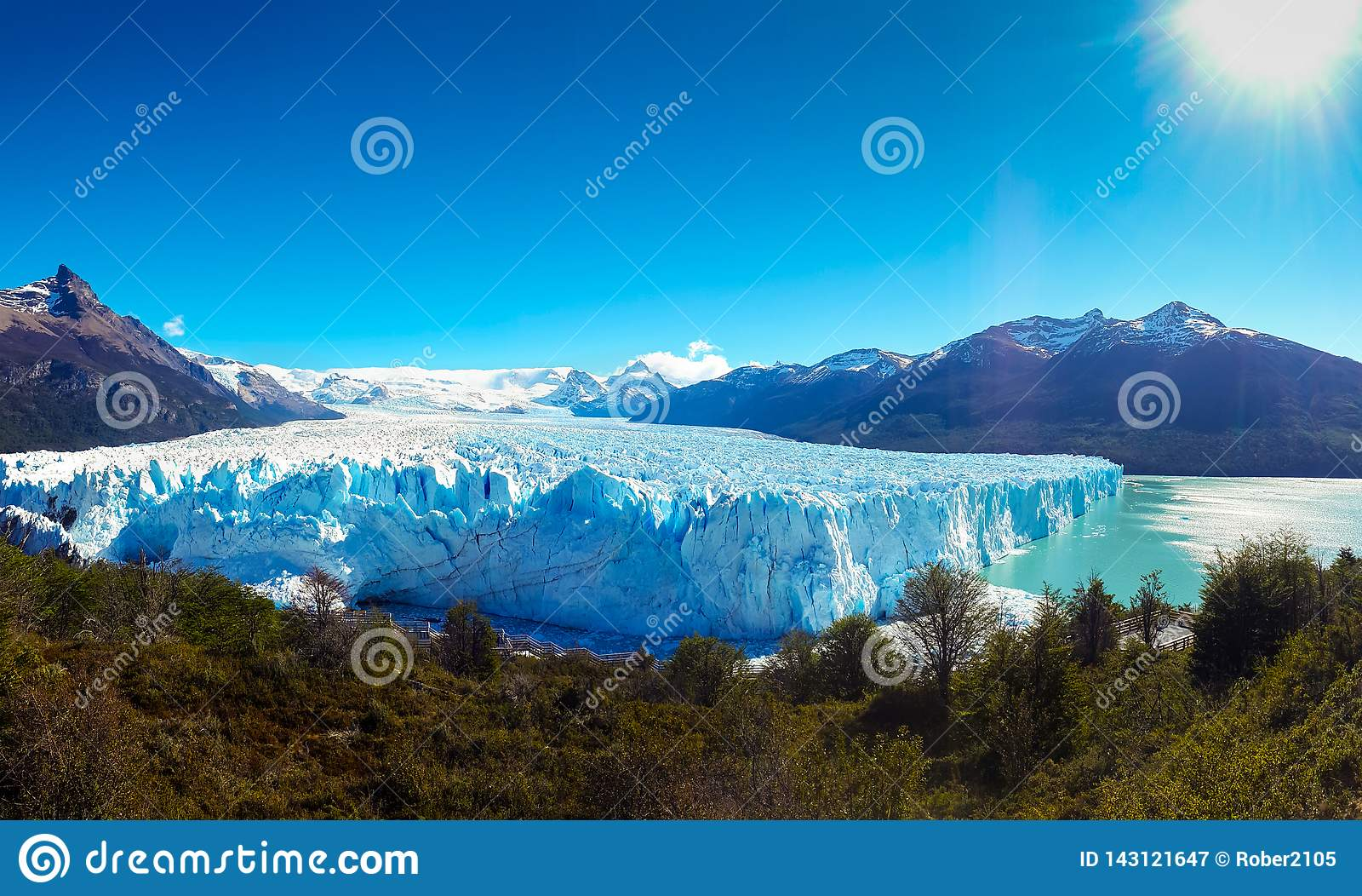 Perito Moreno Glacier-1