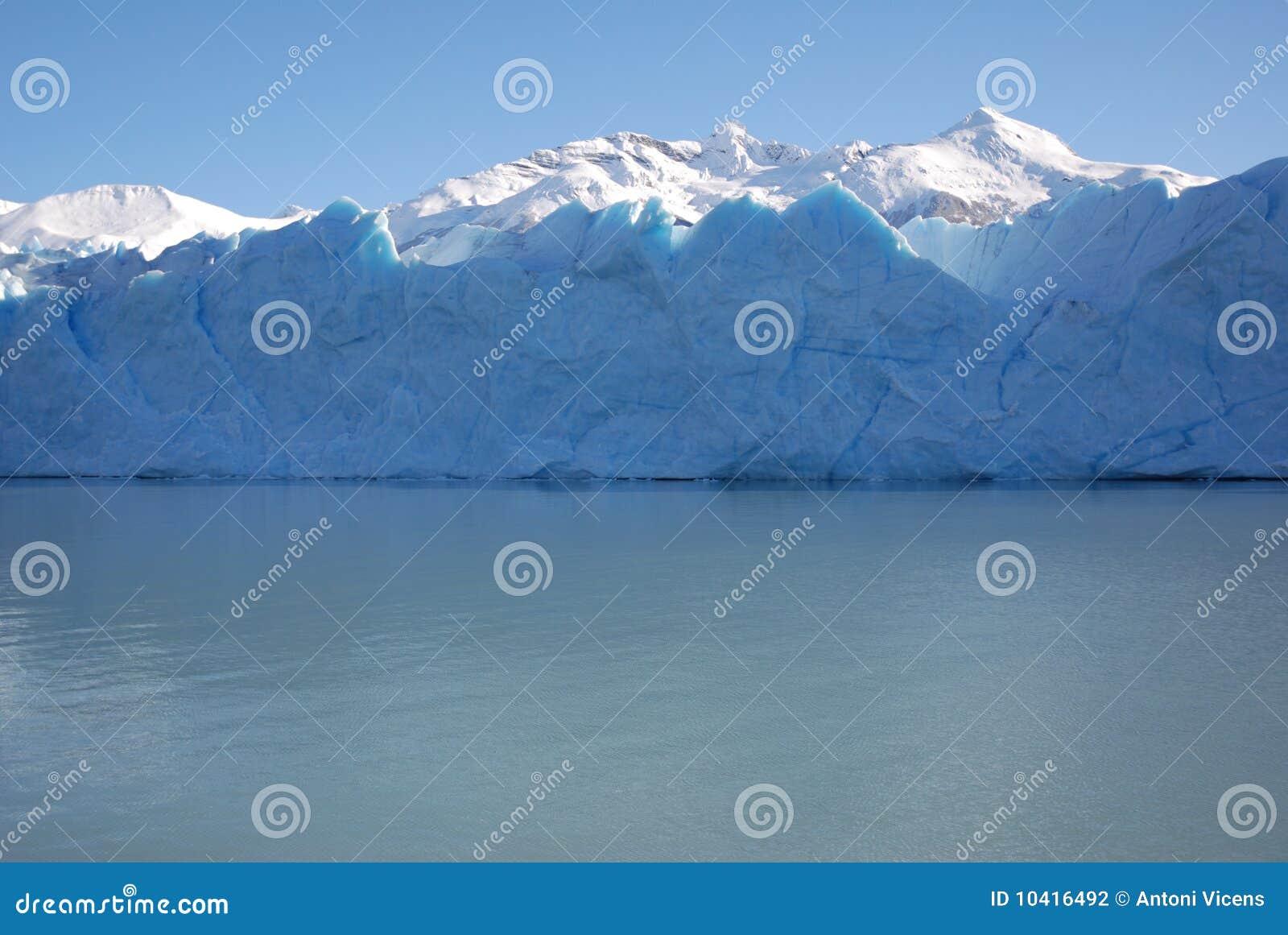 Perito Moreno ice front
