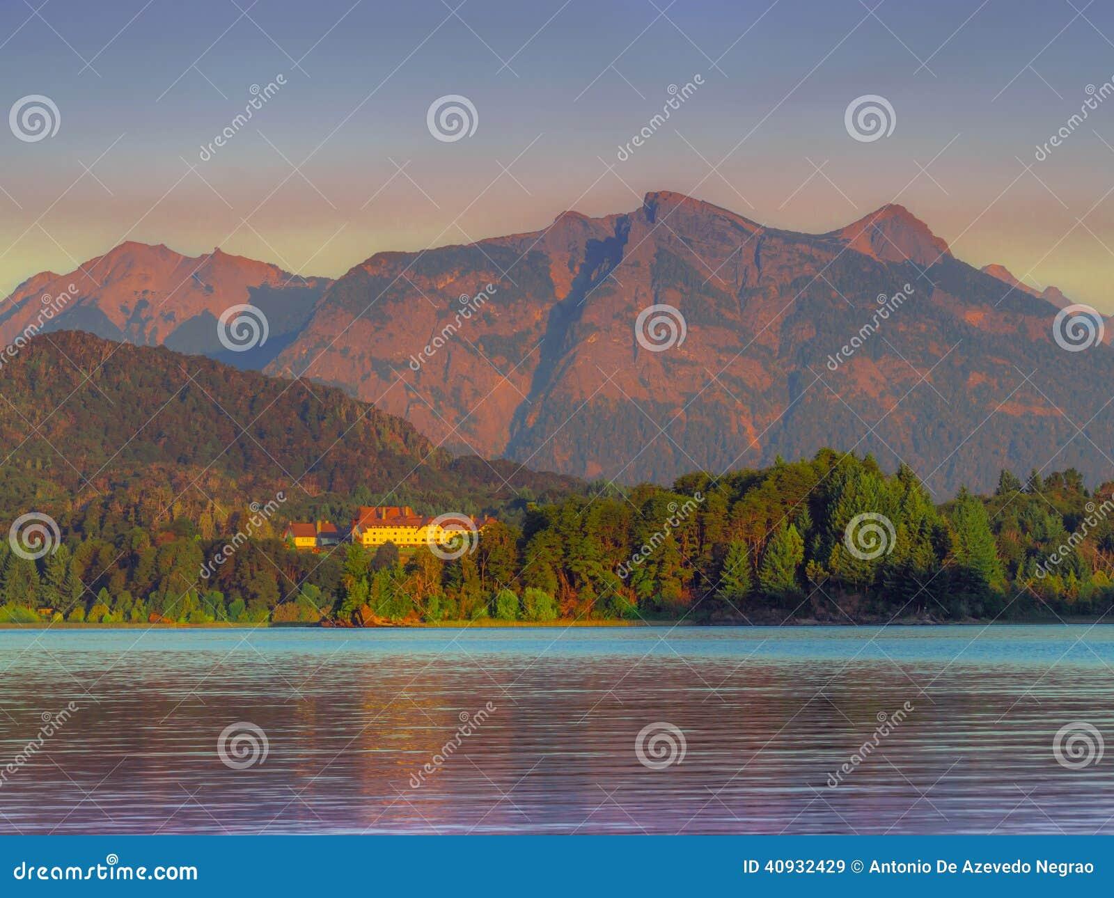 Perito Moreno jezioro