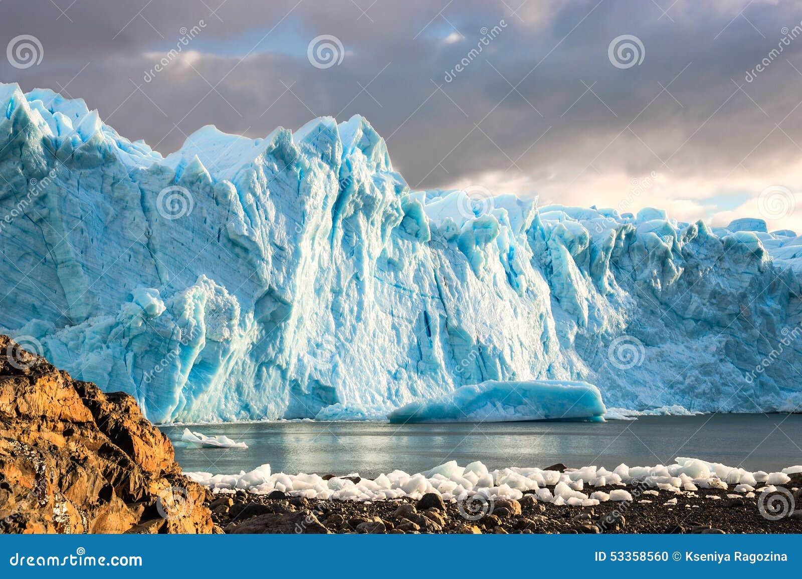 Perito Moreno, la Argentina
