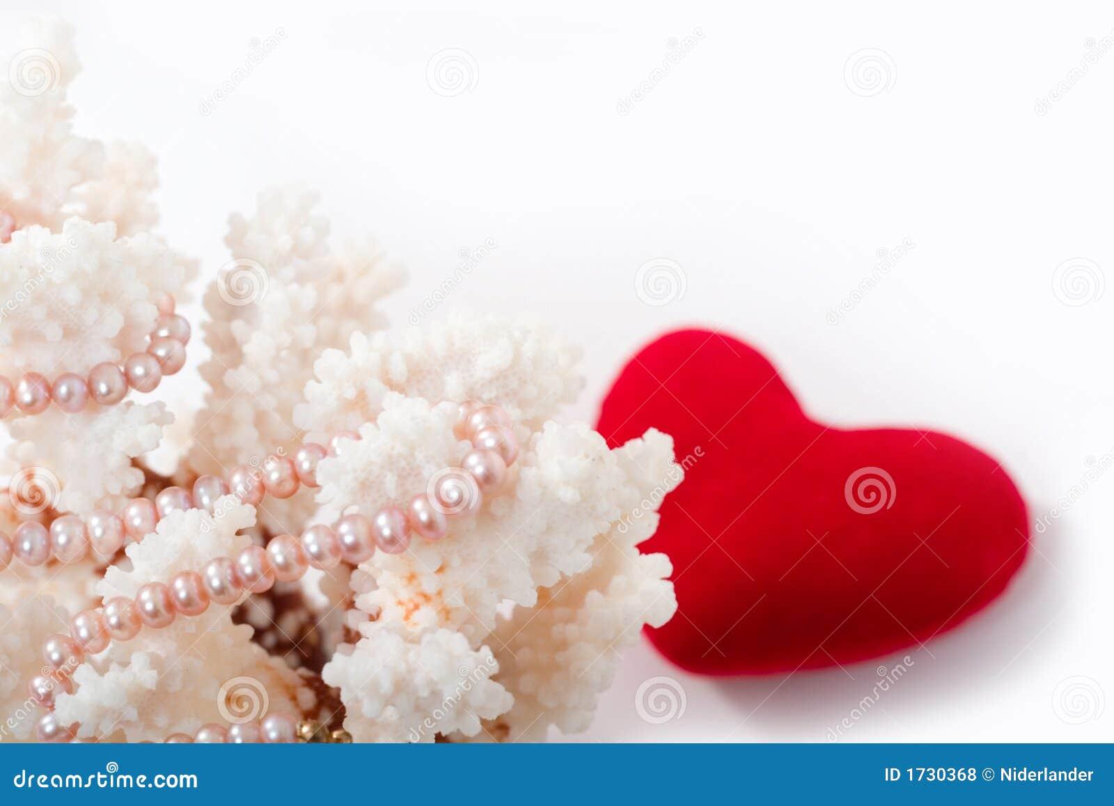 Perlas y corales