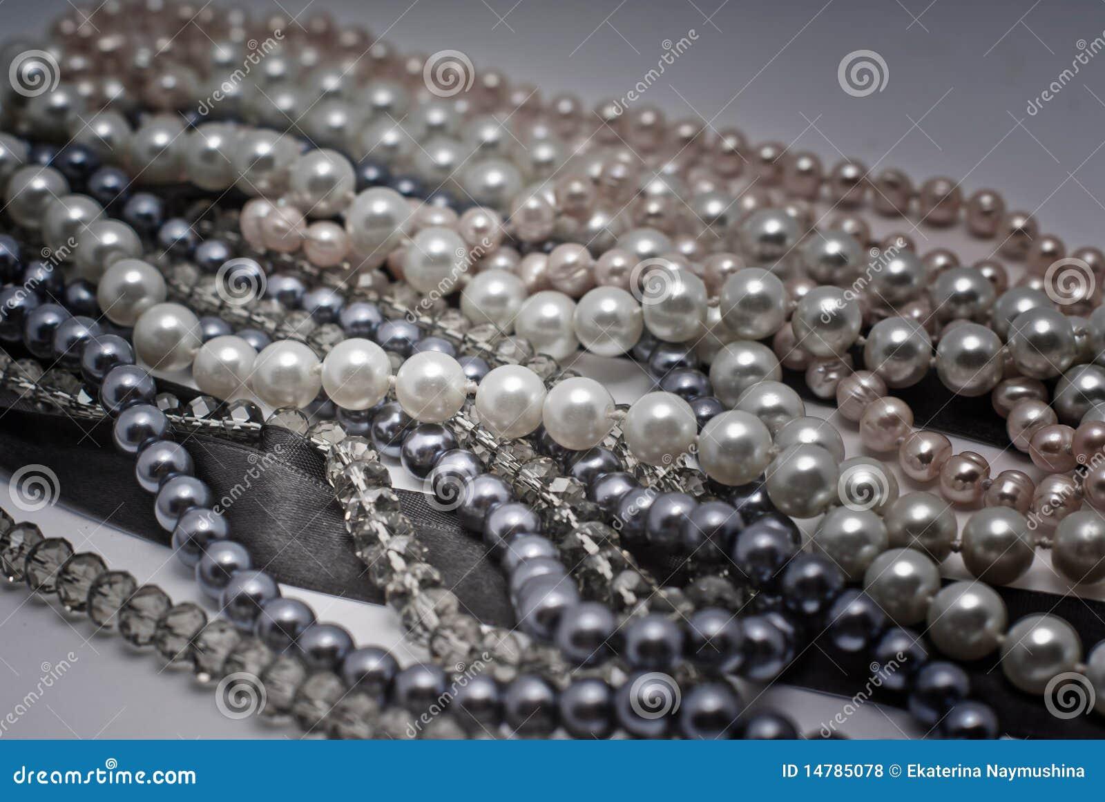 Perle grige eleganti