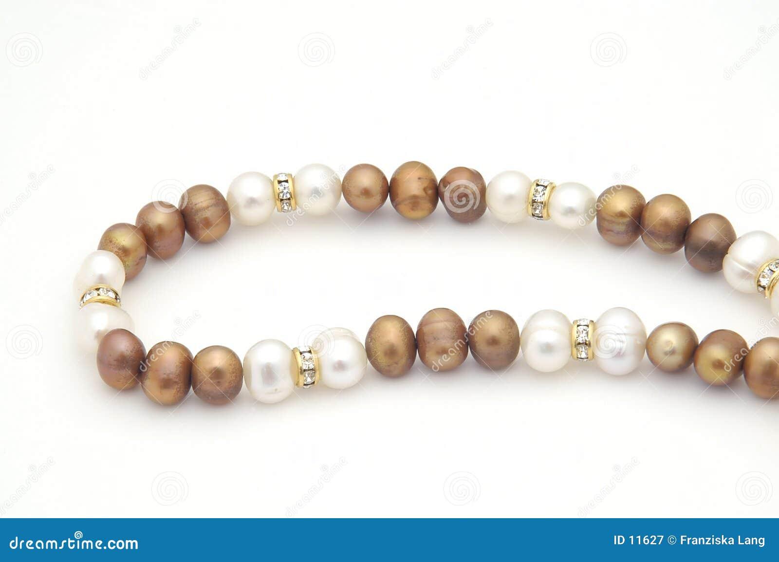 Perlen-Halskette