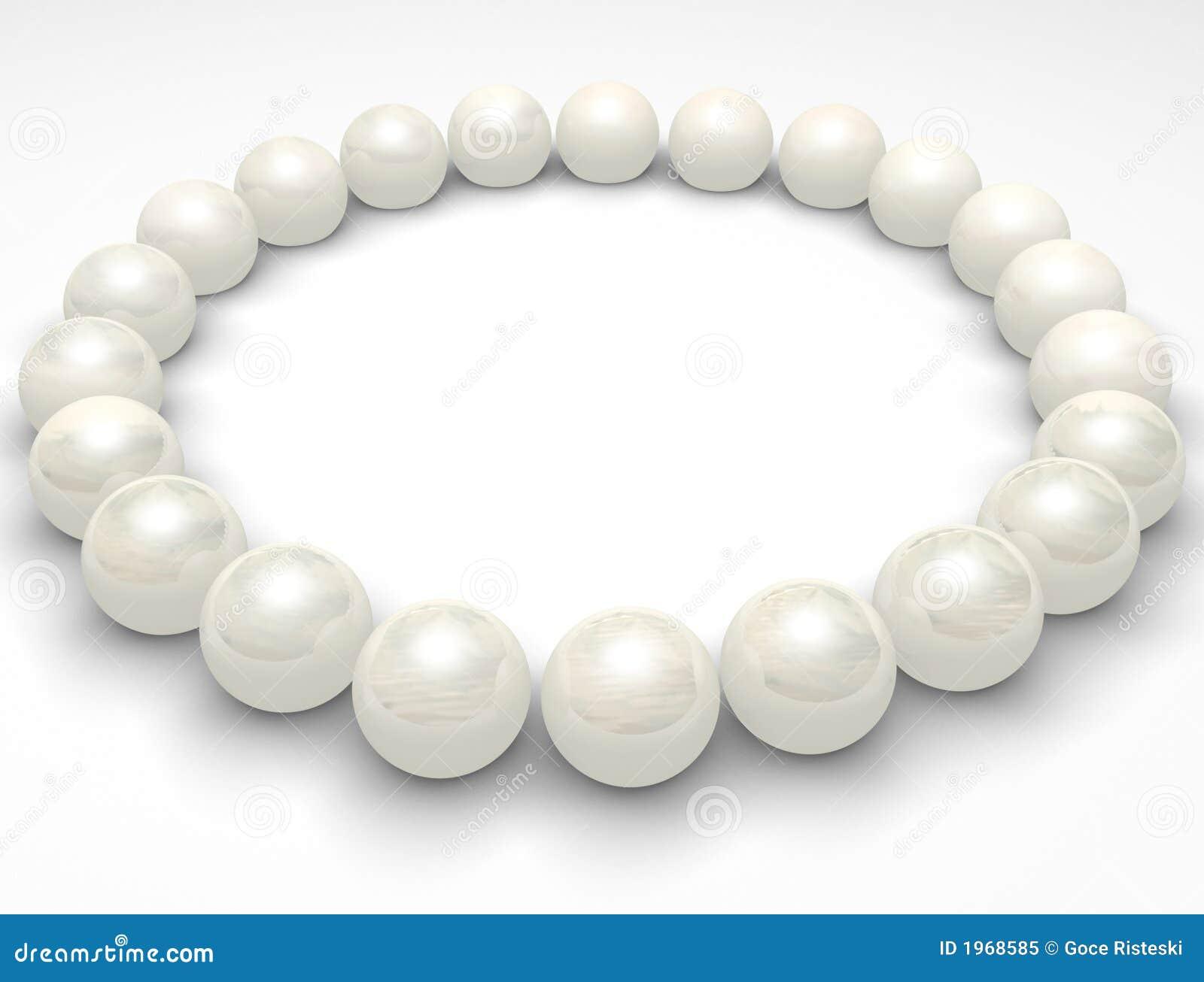 Perlenkreis