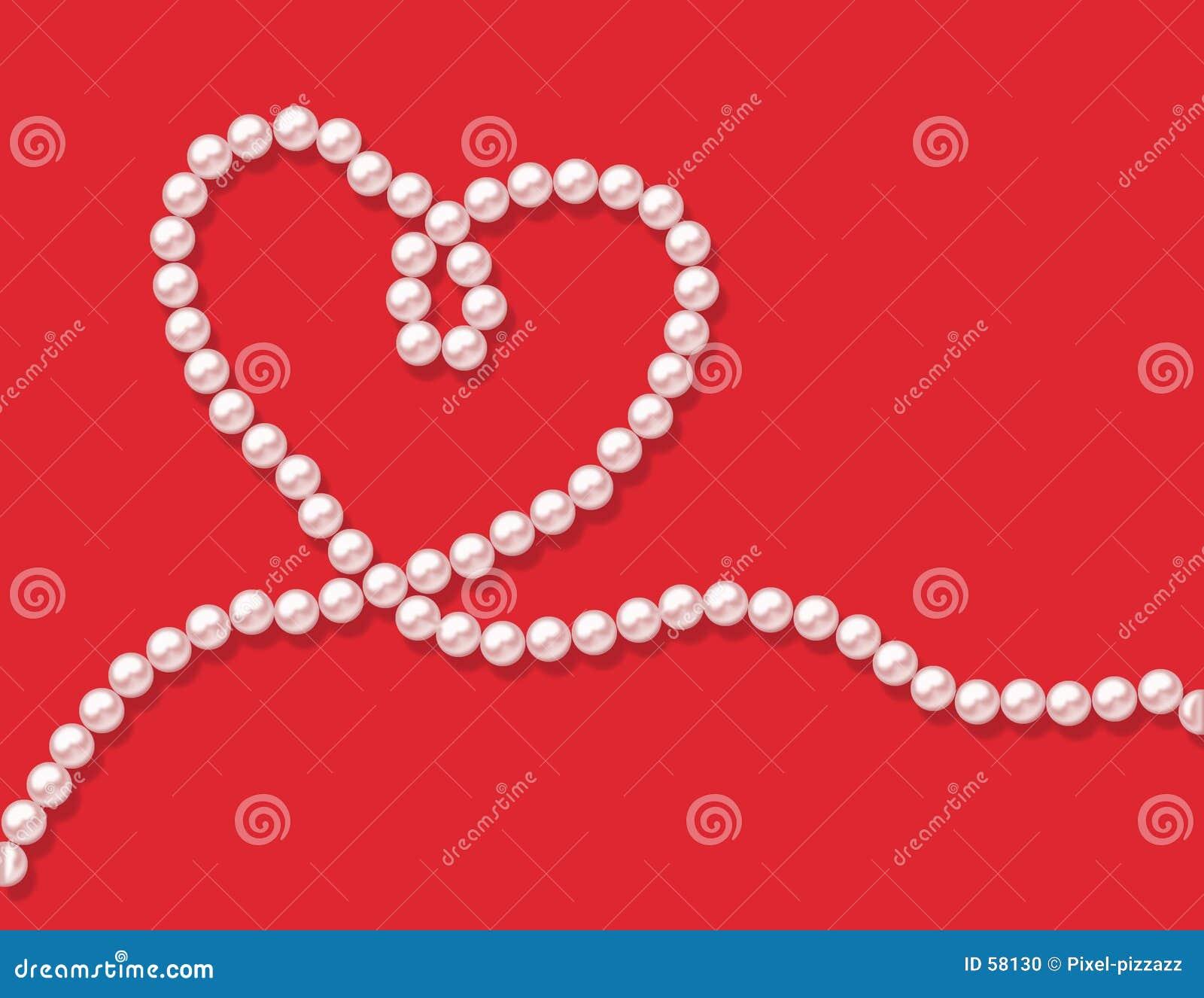 Download Perles photo stock. Image du carte, corde, cultivé, proposez - 58130