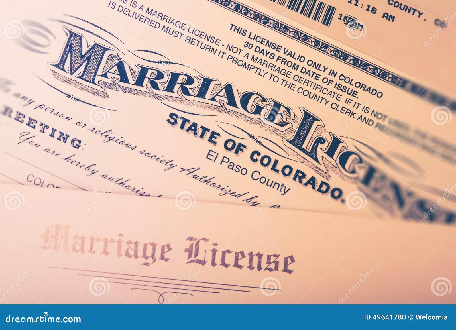 Permiso de matrimonio