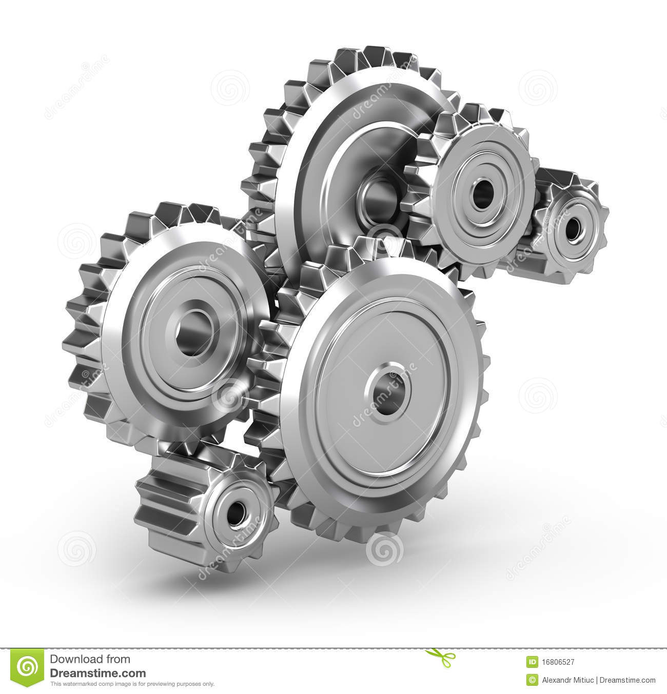 Perpetuum Mobile : Gears Royalty Free Stock Photography - Image ...