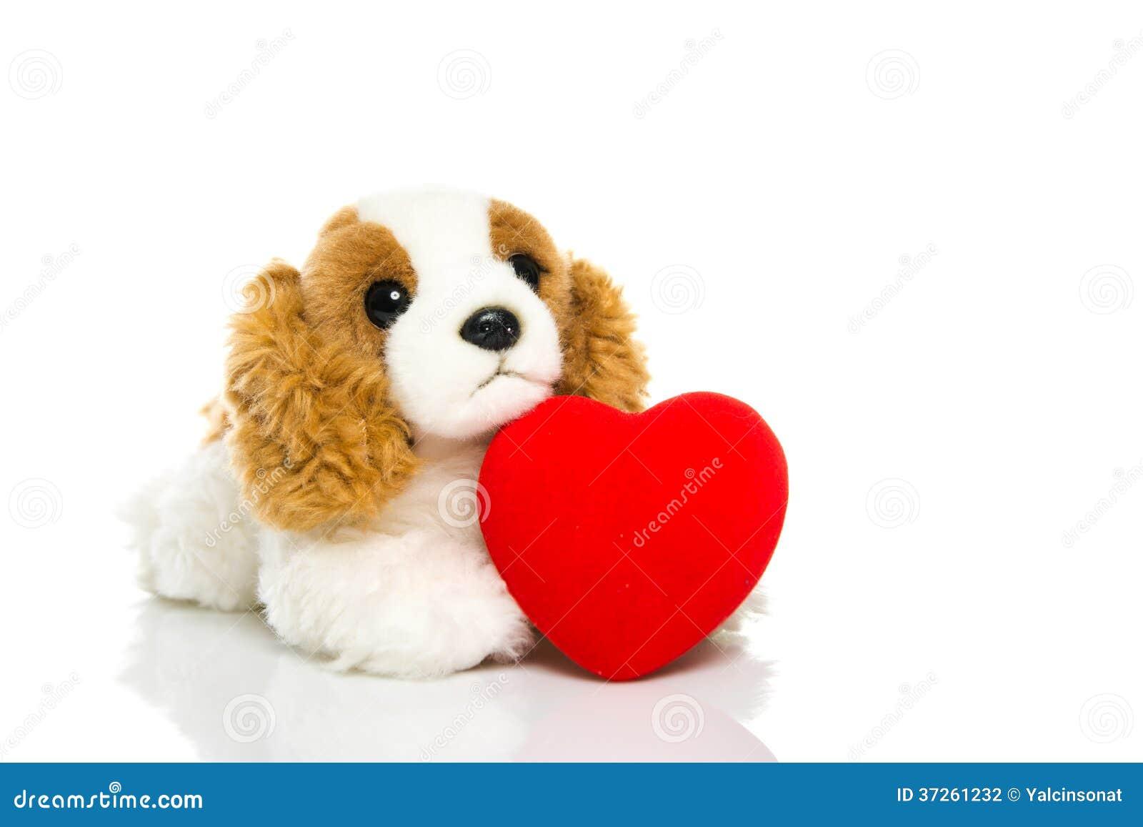 Perro y corazón