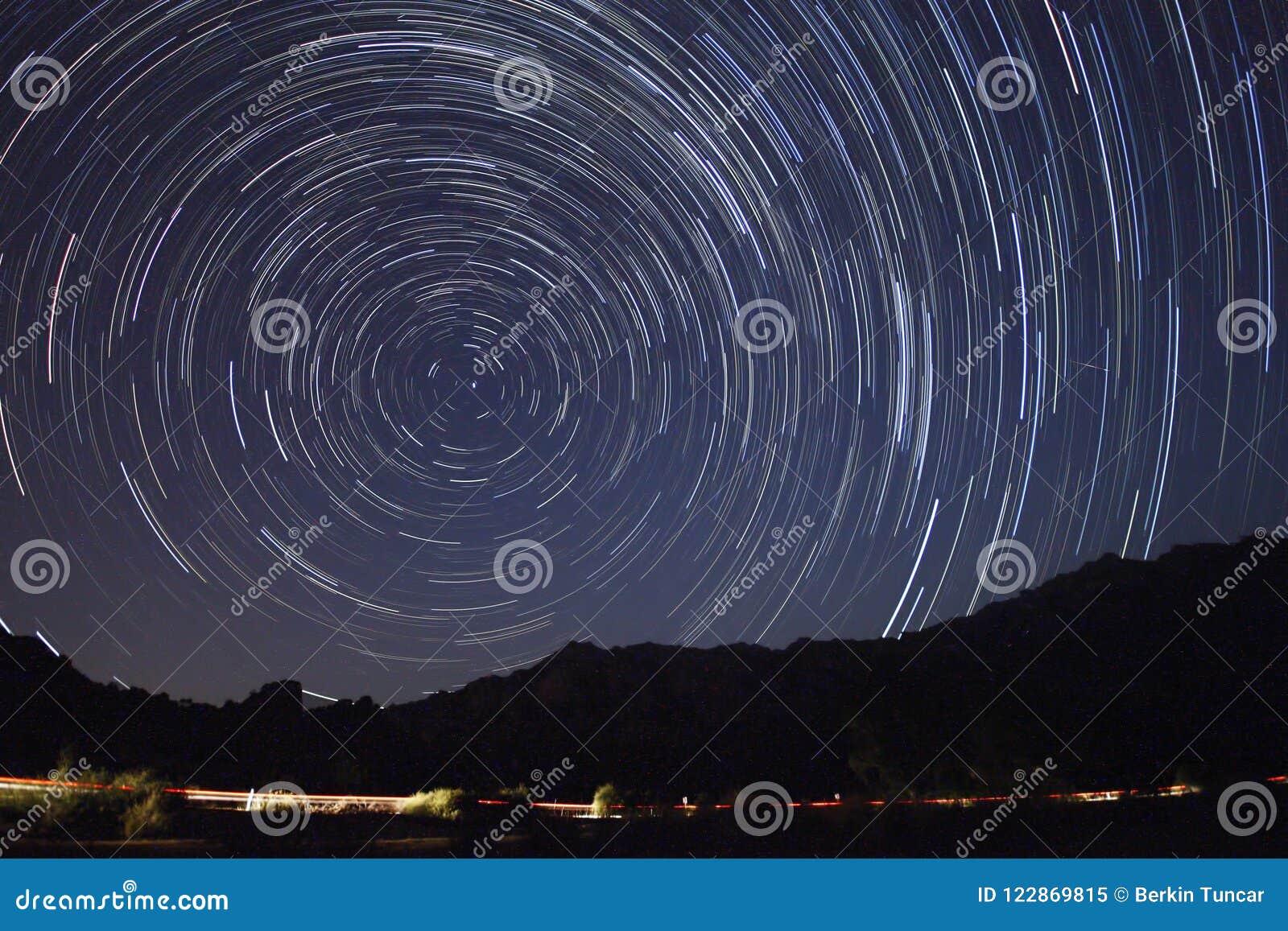 Perseid meteorregn