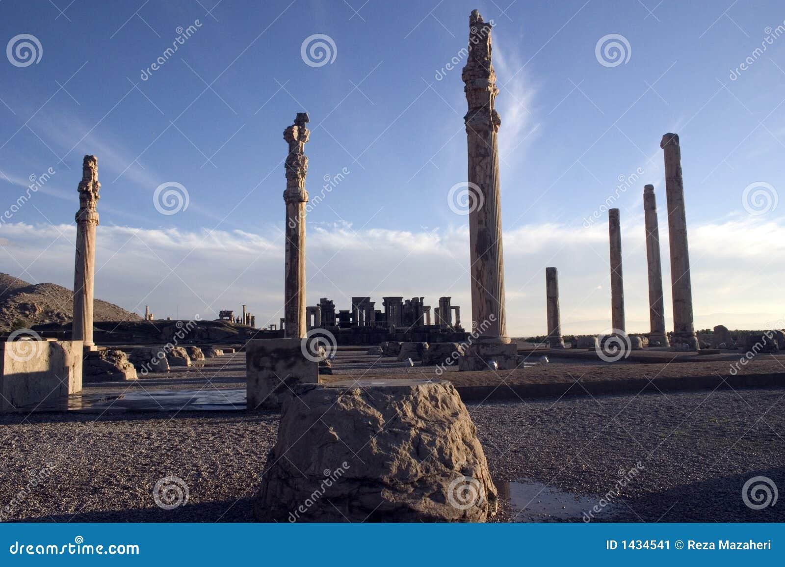 Persepolis波斯