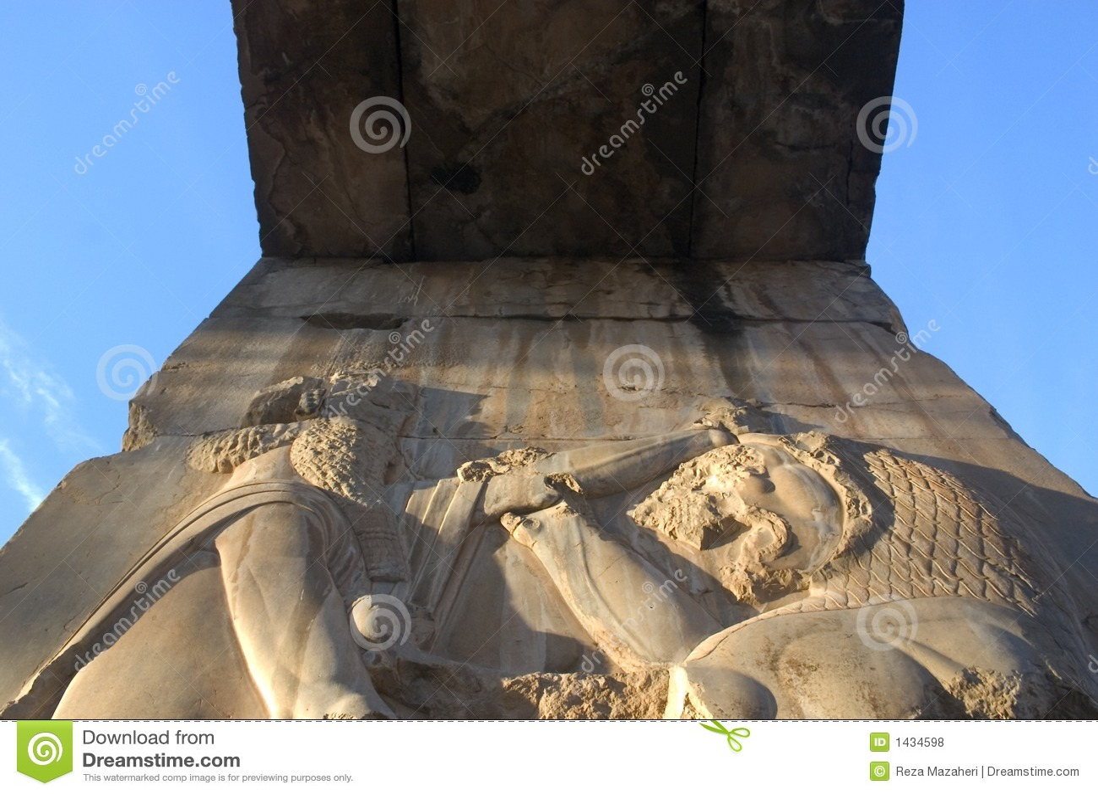 Persepolis, Persien