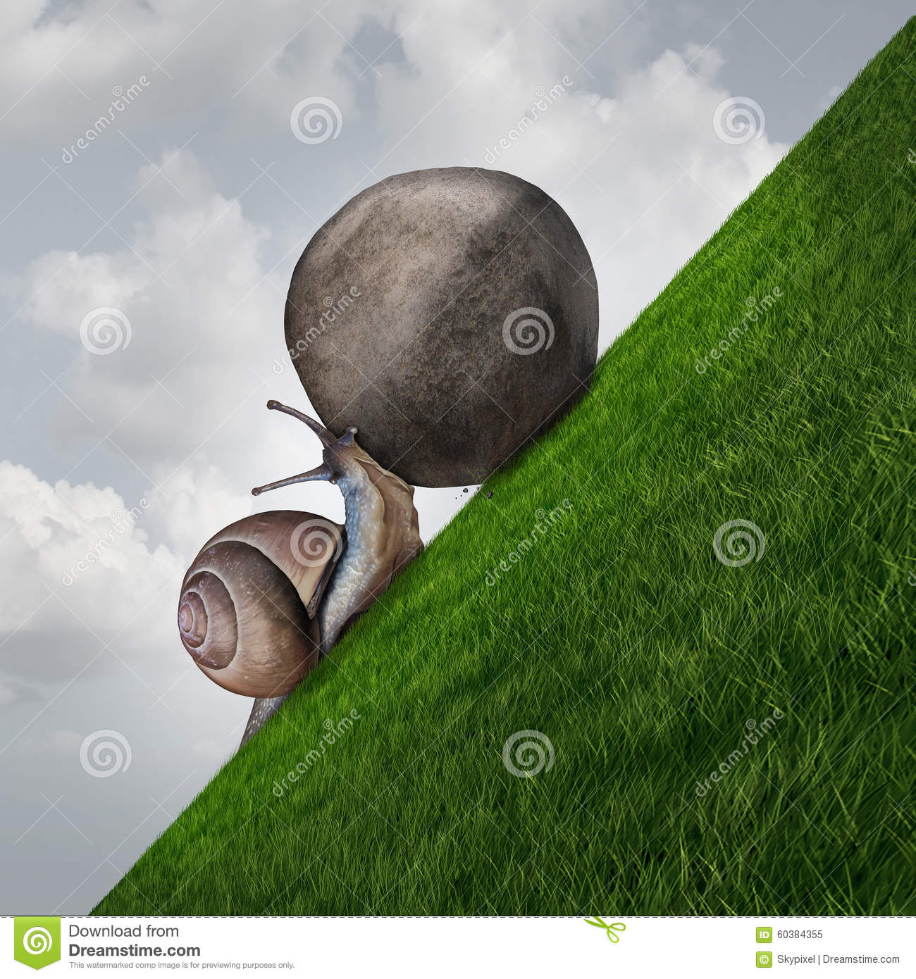 perseverance stock illustration image 60384355 snail clip art ove r twig snail clip art black and white