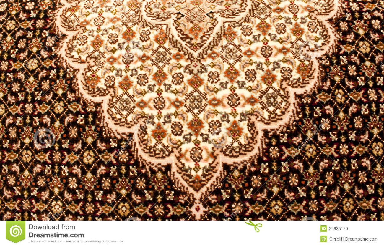 Persian carpet design stock photo image of tabriz yellow 29935120 - Photo image design ...
