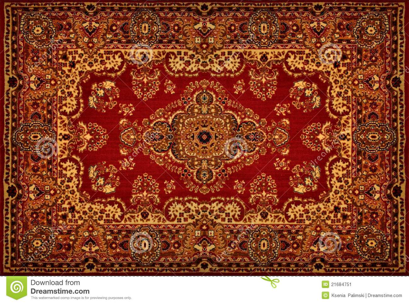 Persian Carpet Texture Stock Image Image 21684751