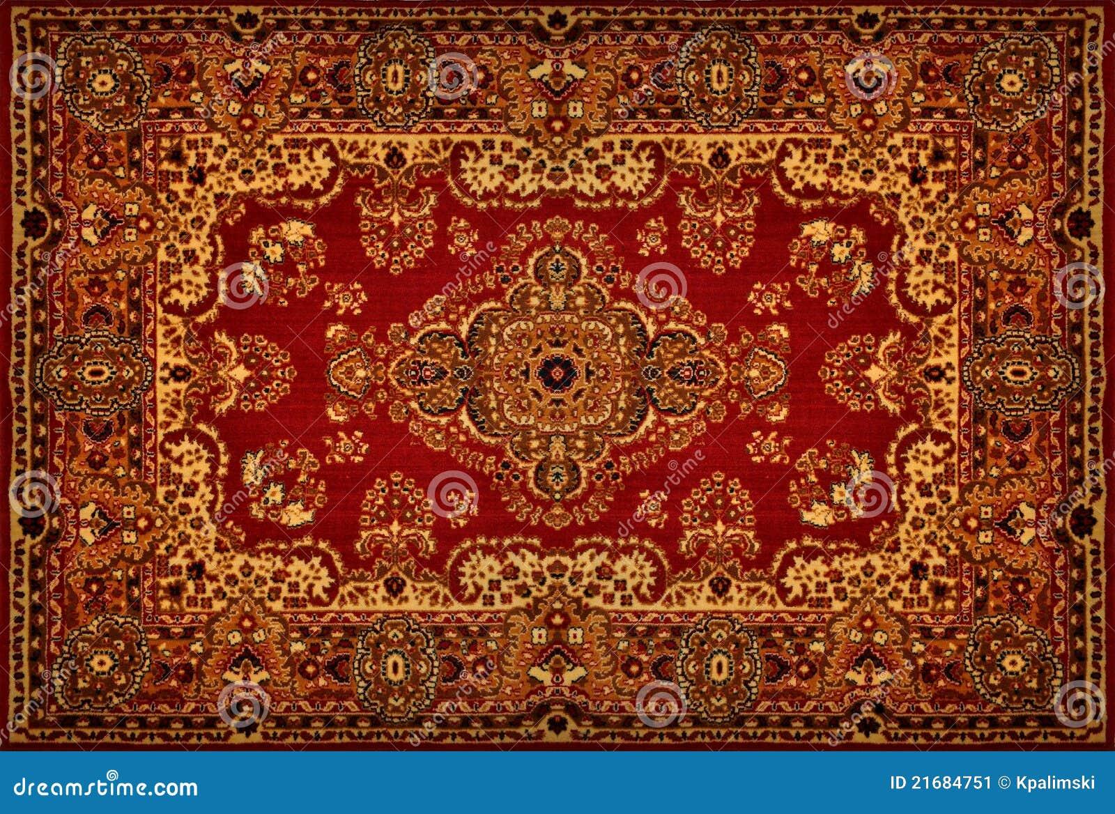 Persian Carpet Texture Stock Image Image Of Border