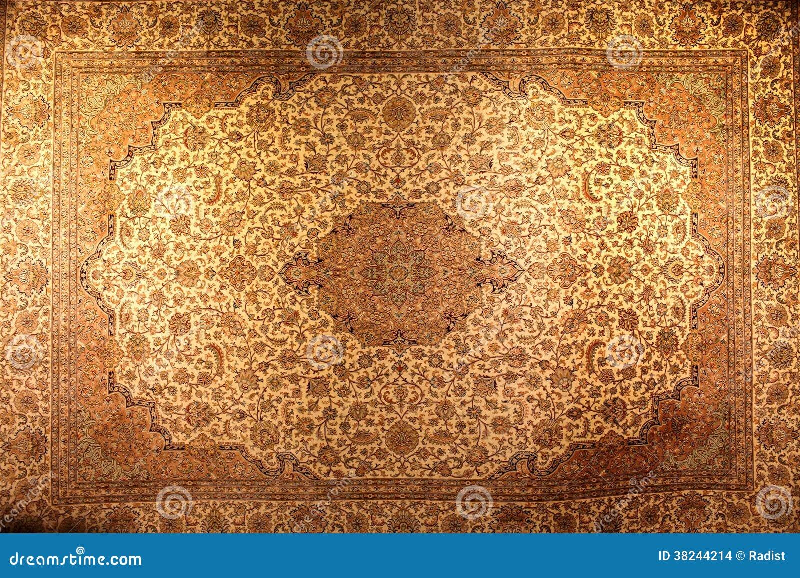 Persian Carpet Texture Stock Images Image 38244214