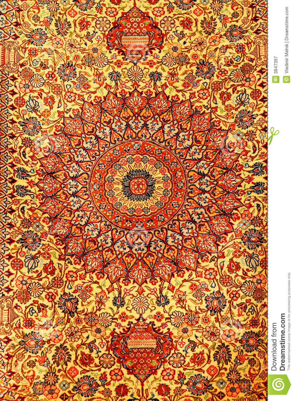 Persian Carpets Stock Image Image Of Decoration Pattern