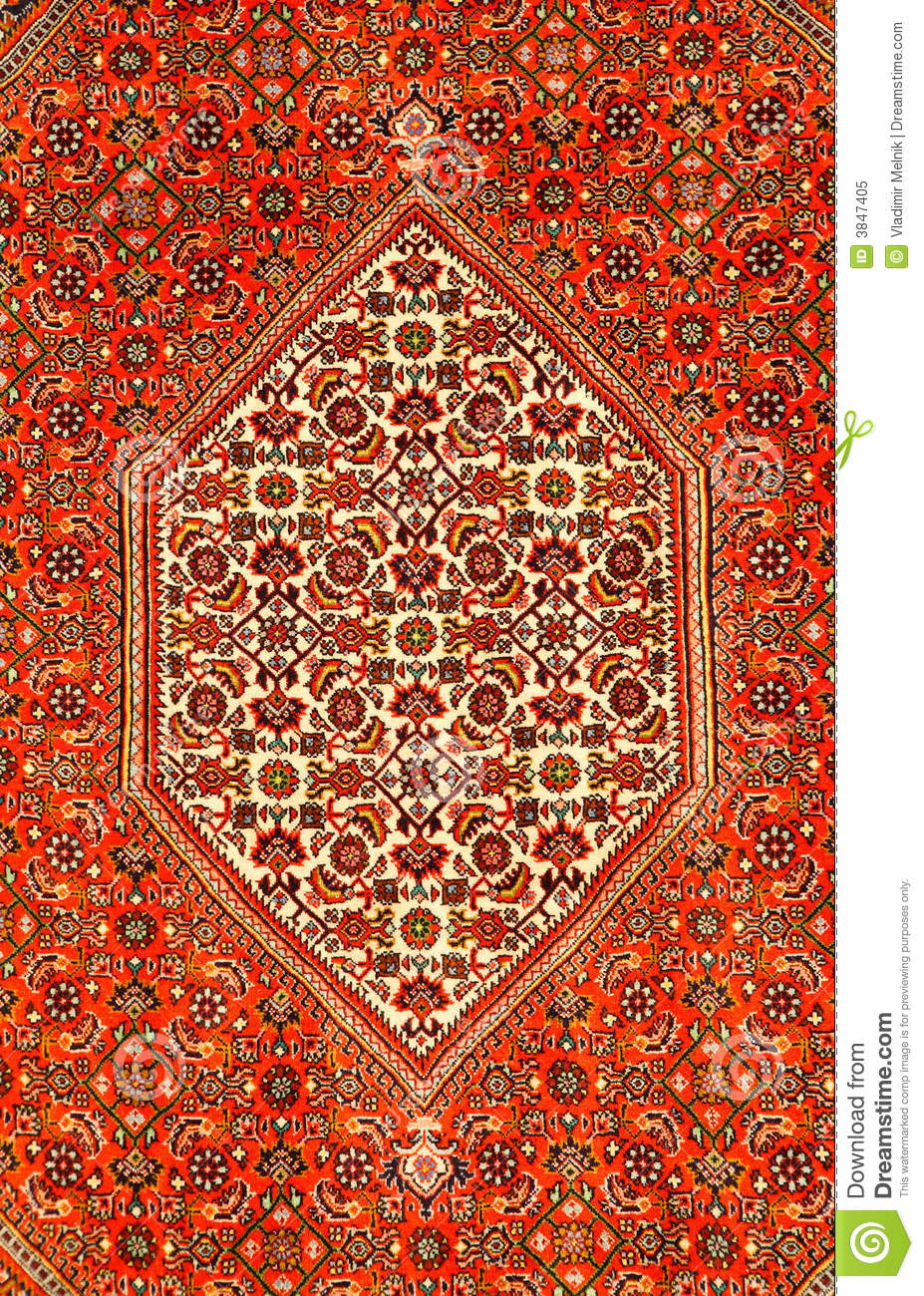 Persian Carpets Stock Image Image Of Craft Interior