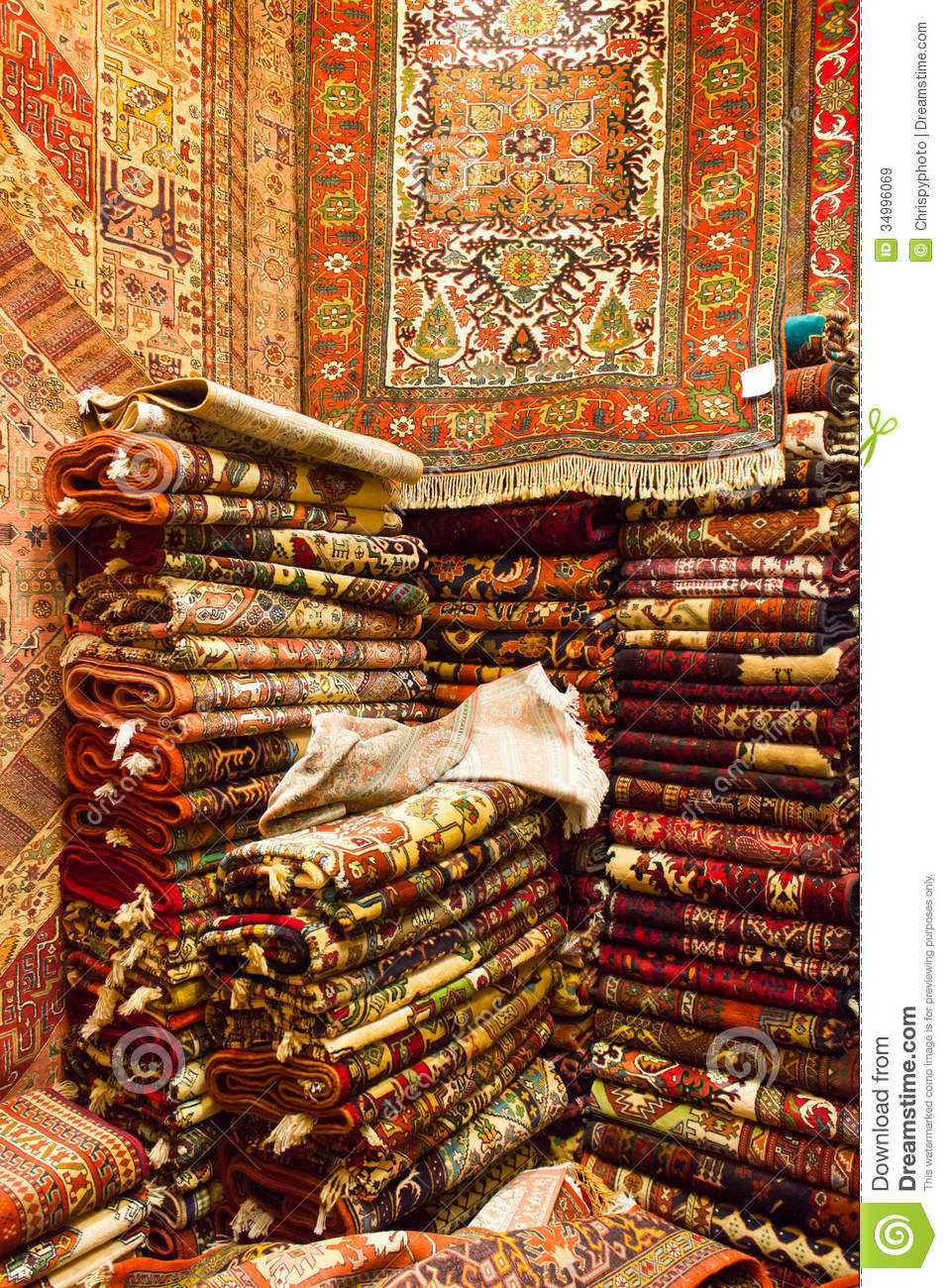 Persian Carpets Royalty Free Stock Images Image 34996069