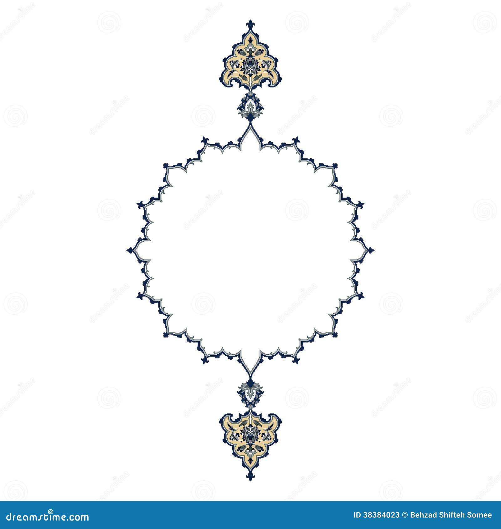 Motif Irani Persian Design Stock Photos Image 38384023