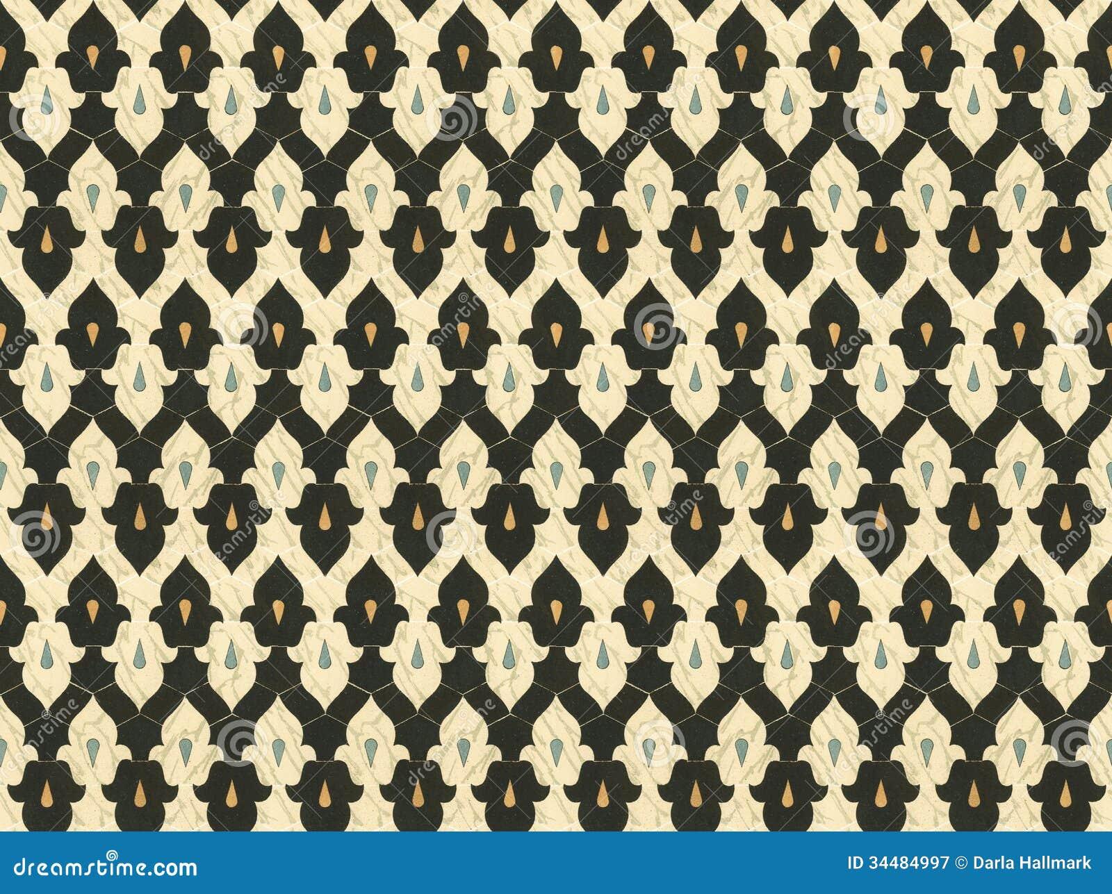Persian tiles stock illustration illustration of islamic 34484997 persian tiles dailygadgetfo Choice Image