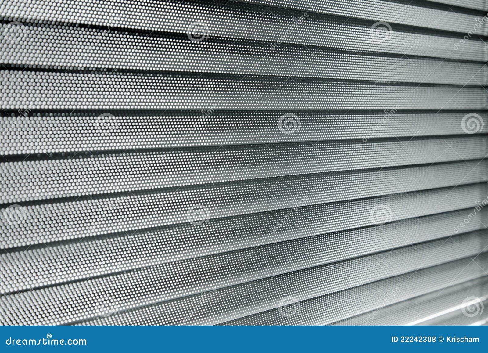 Persianas de aluminio del sol fotos de archivo libres de - Percianas de aluminio ...