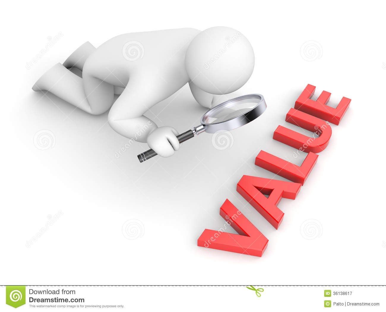 person examines value royalty stock photography image 36138617 person examines value
