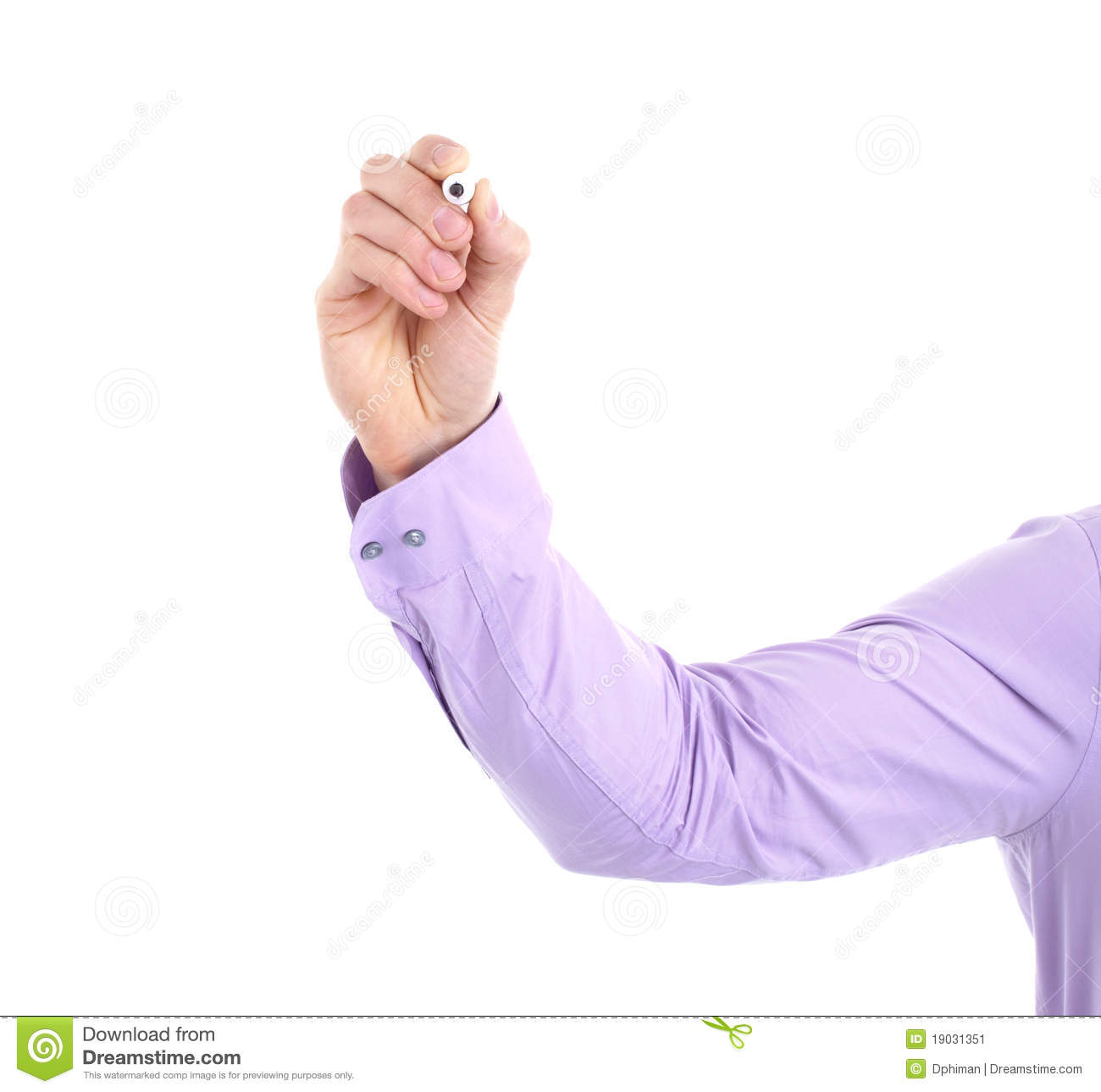 Person Holding Pen Stock Image. Image Of Point, Pointer