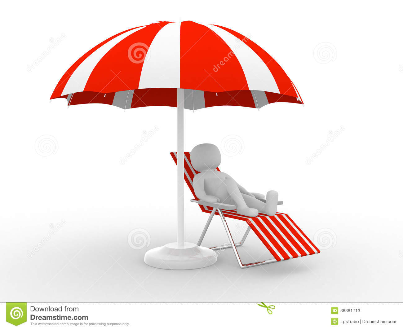 A Person Lying On A Lounge Chair Enjoying His Holiday Under An U – Lounge Chair Umbrella