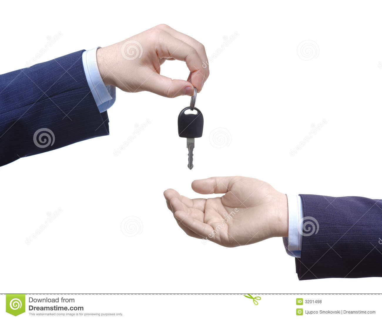 person passing car keys stock photo image of metal business 3201498. Black Bedroom Furniture Sets. Home Design Ideas