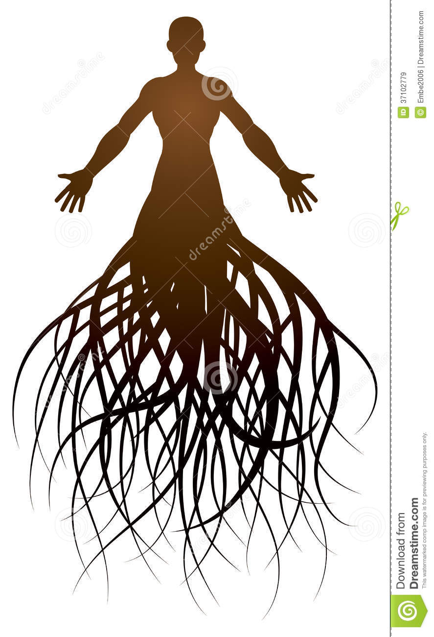 Person Roots Logo