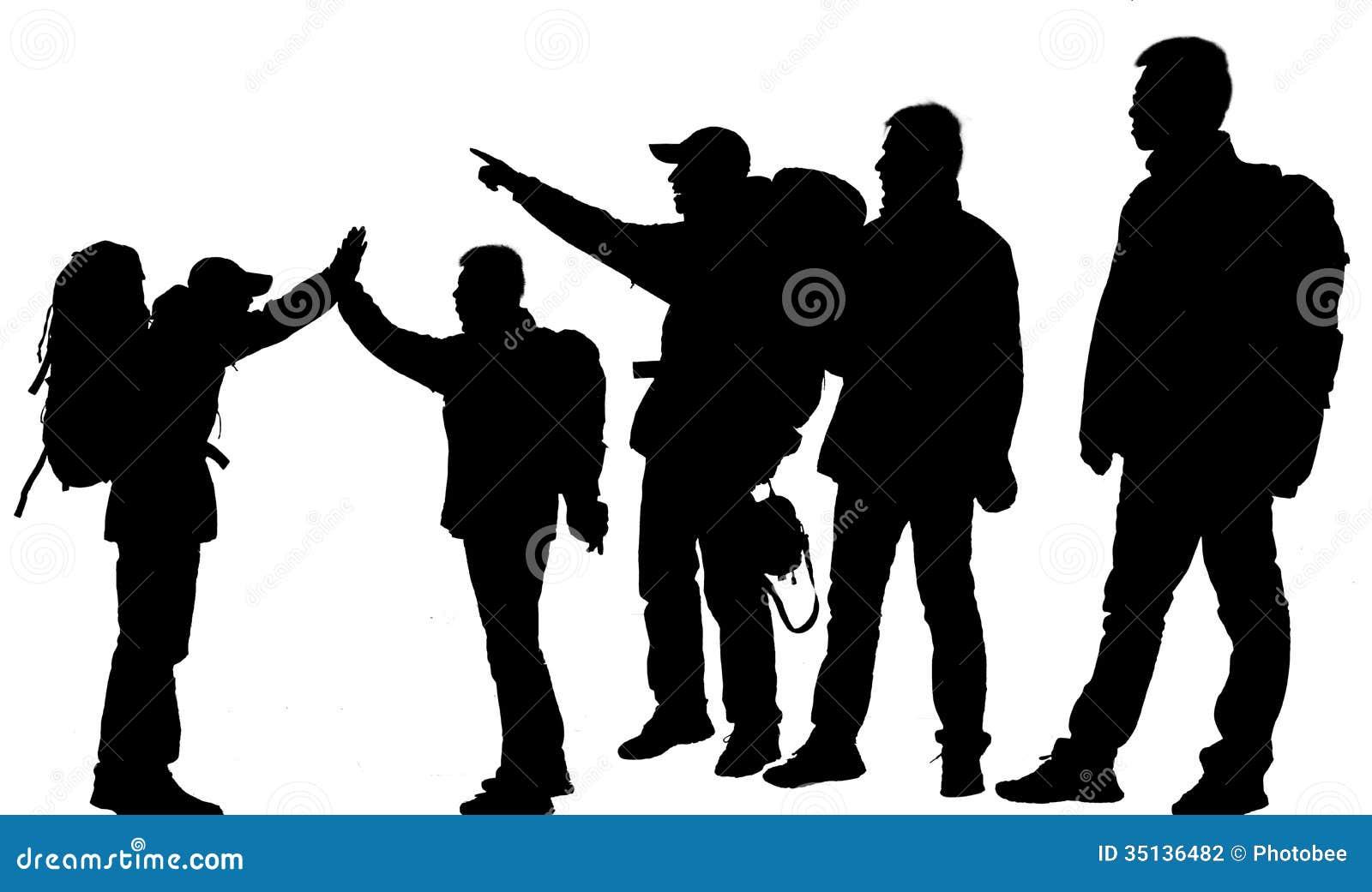 hiking silhouette desktop wallpaper - photo #43