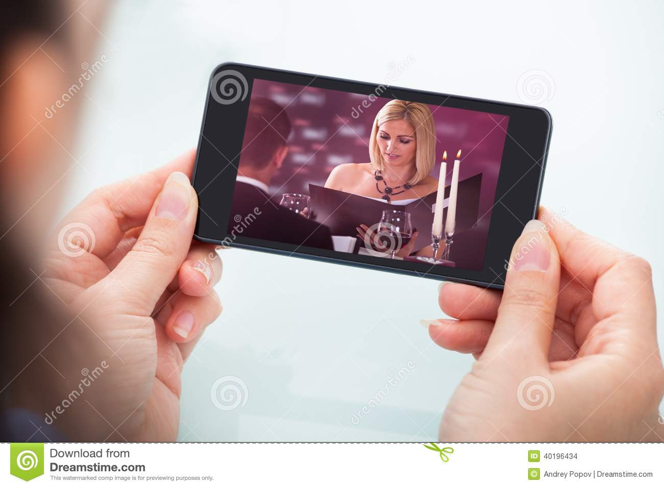 Watch porn from cell phone