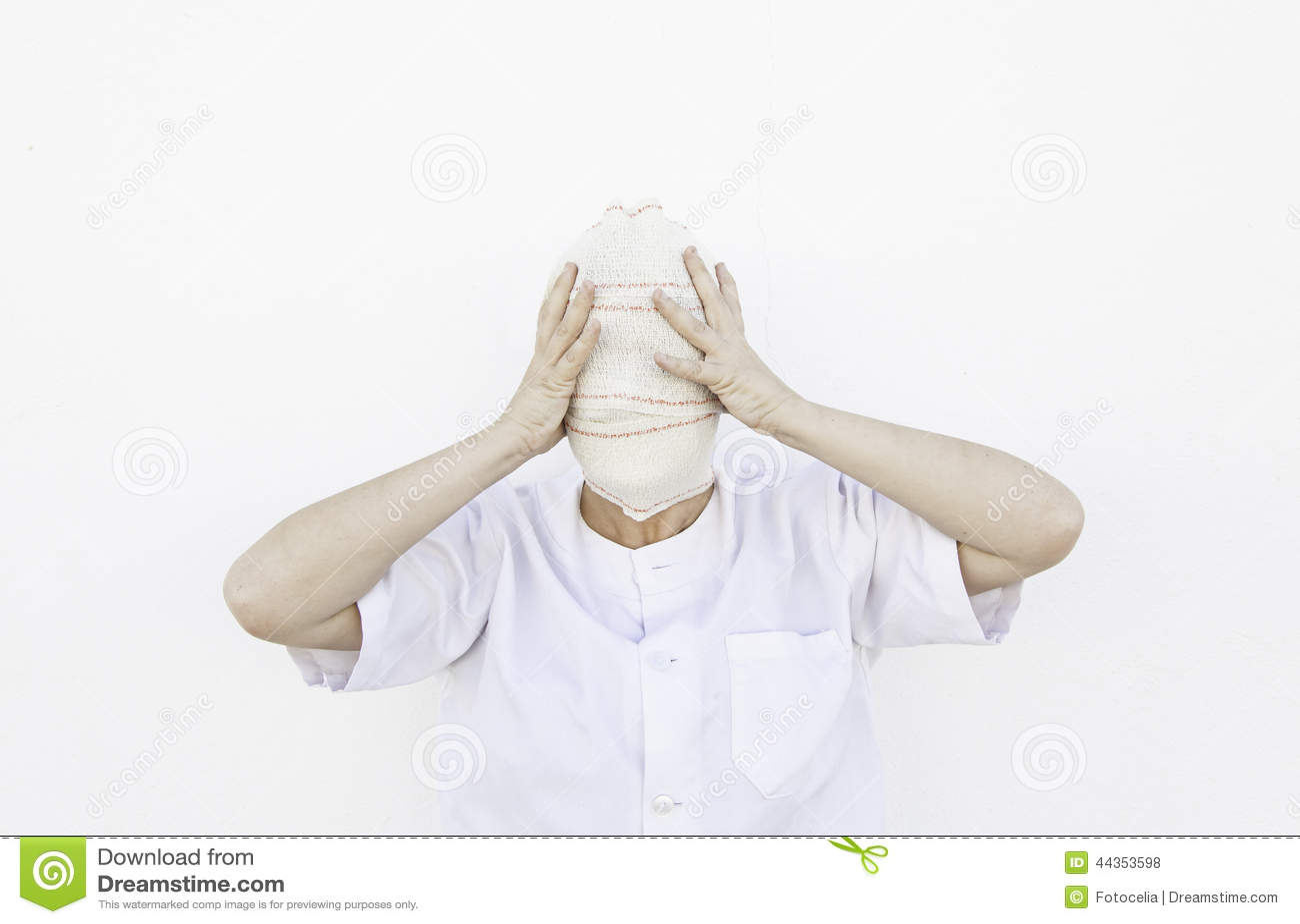 Persona bendata