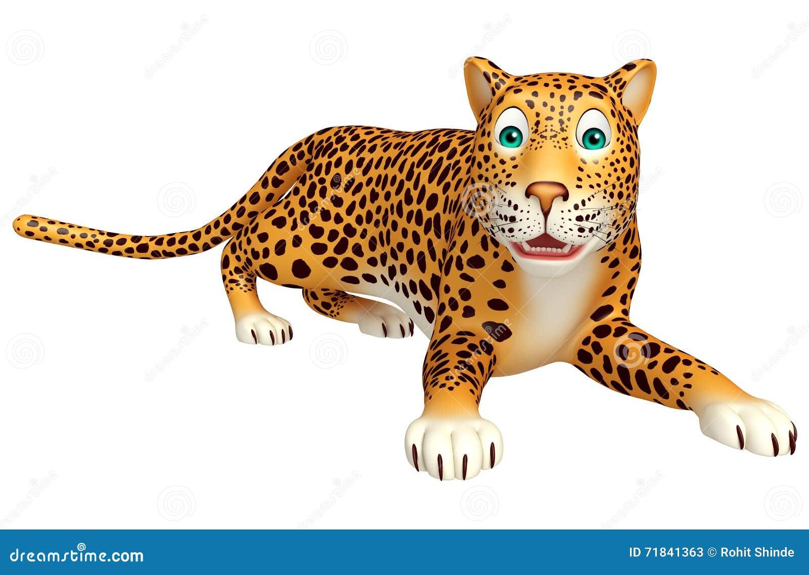 Dibujo Leopardo Para Colorear E Imprimir: Dibujos De Leopardo. Dibujos De Leopardos Para Colorear E
