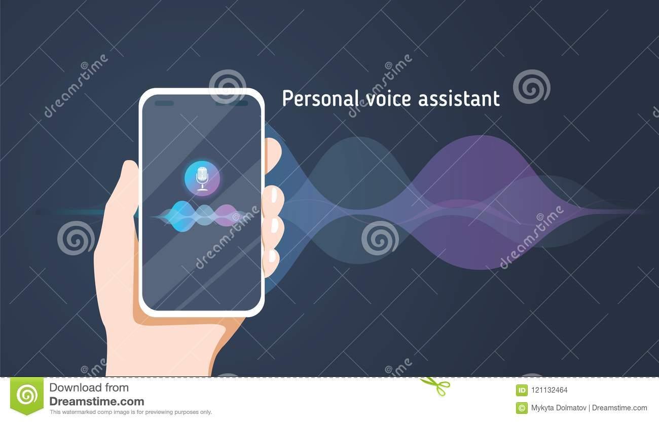 Personal Assistant And Voice Recognition On Mobile App