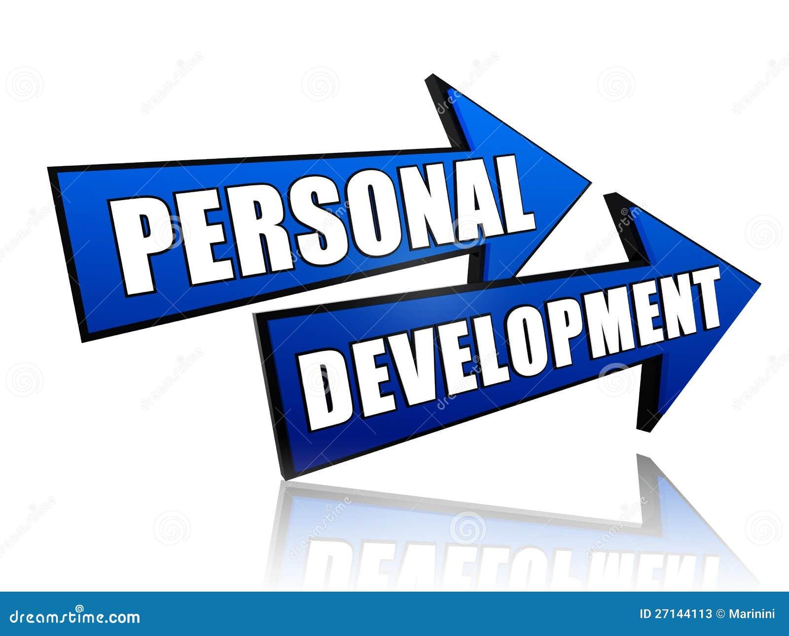 Stock Photos Personal Development Arrows Image27144113