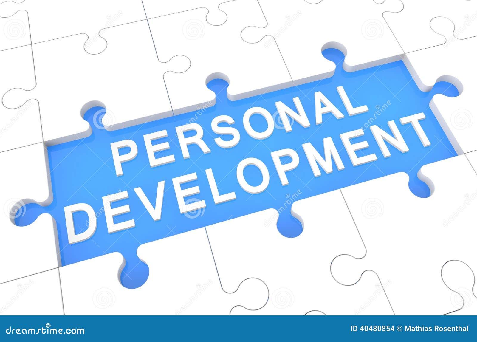 Property Development Chick : Personal development stock illustration image