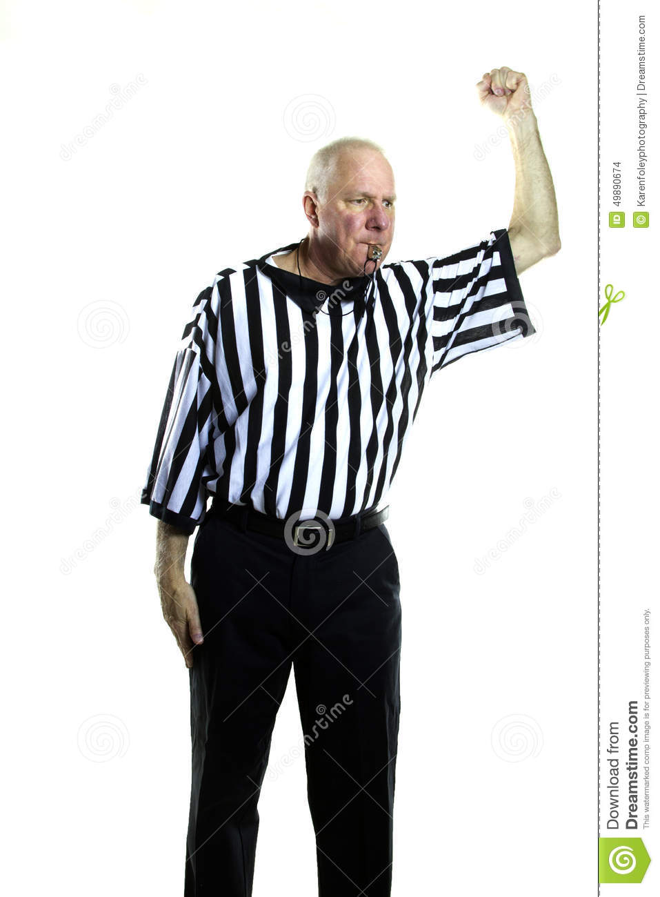 personal foul stock photo image 49890674 personal foul