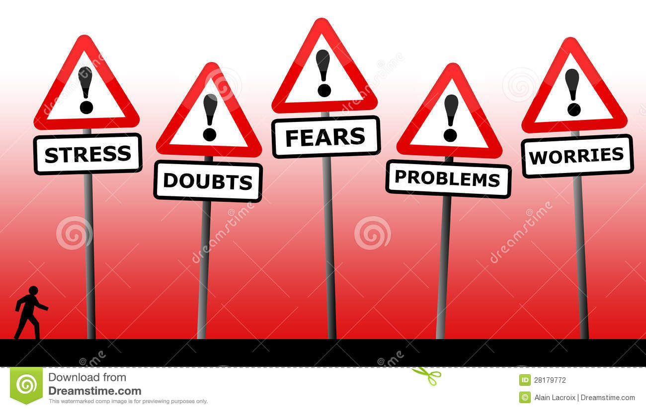 Dangers Of Negativity >> Personal Problems Stock Photography - Image: 28179772
