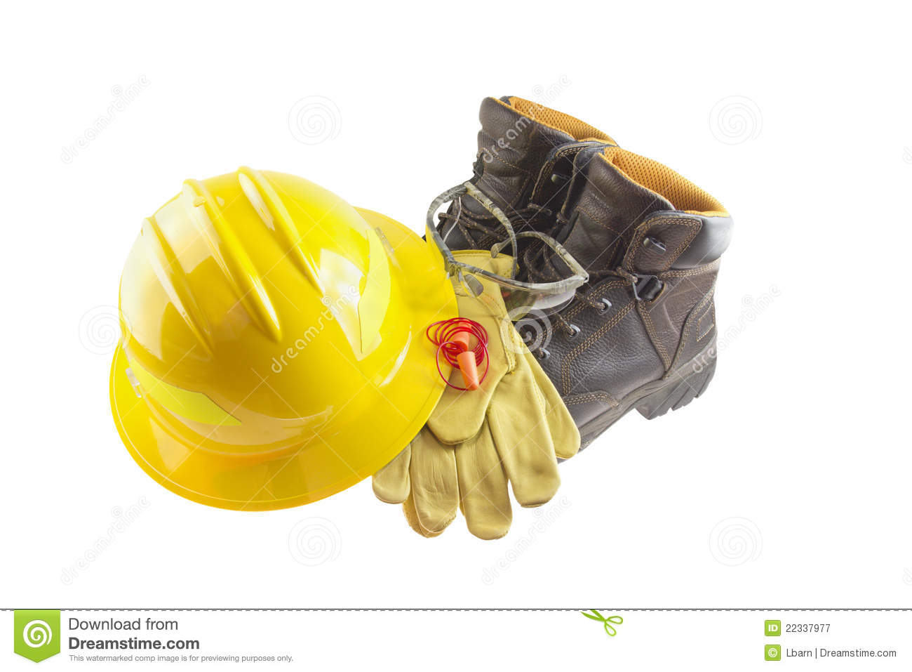 Personal Protective Equipment Royalty Free Stock