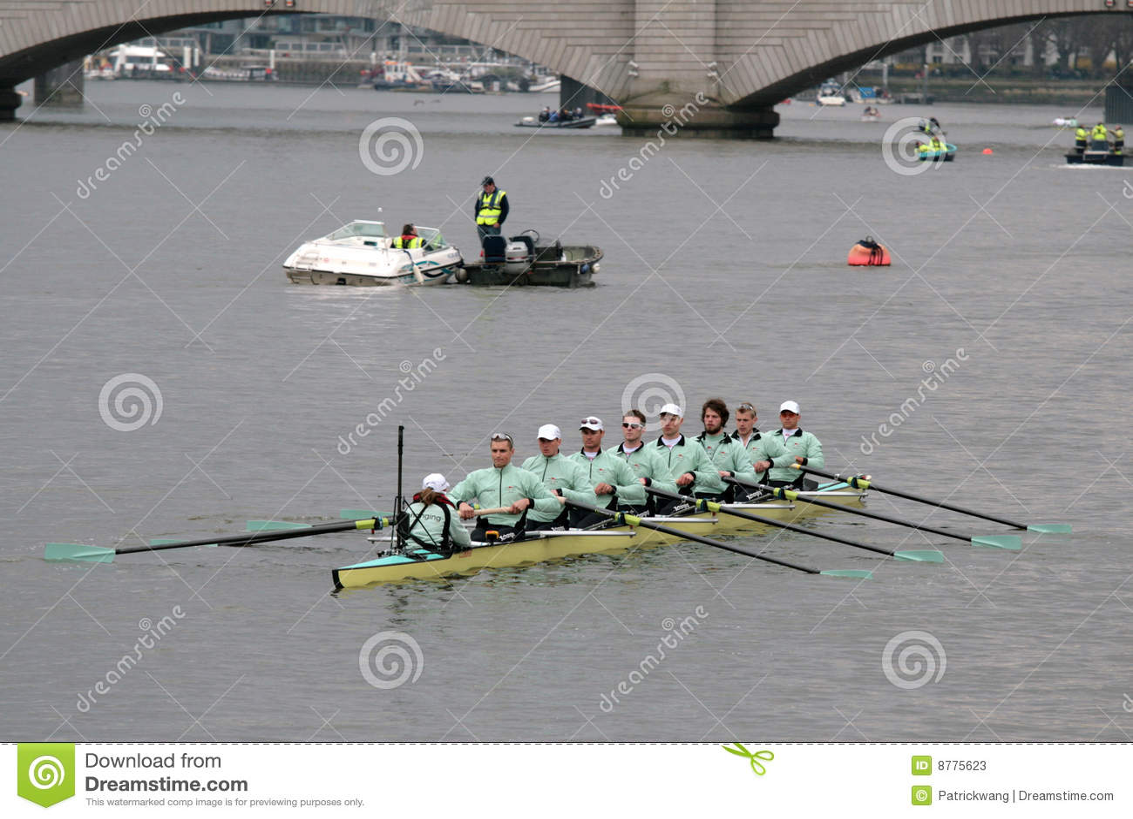 Personas de barco de la Universidad de Cambridge