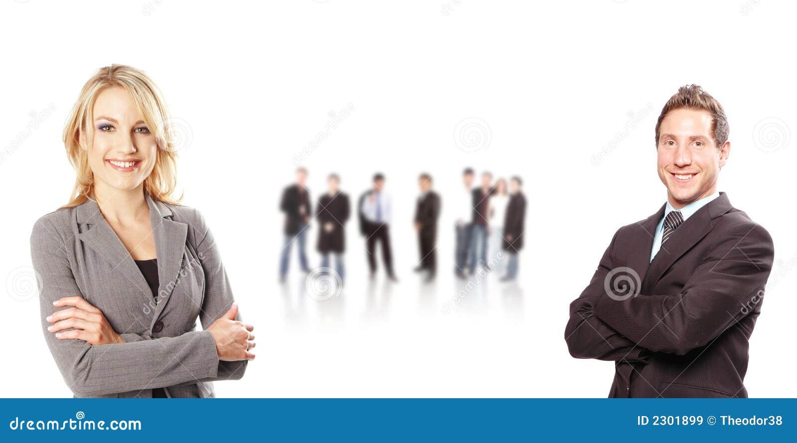 Personas del asunto