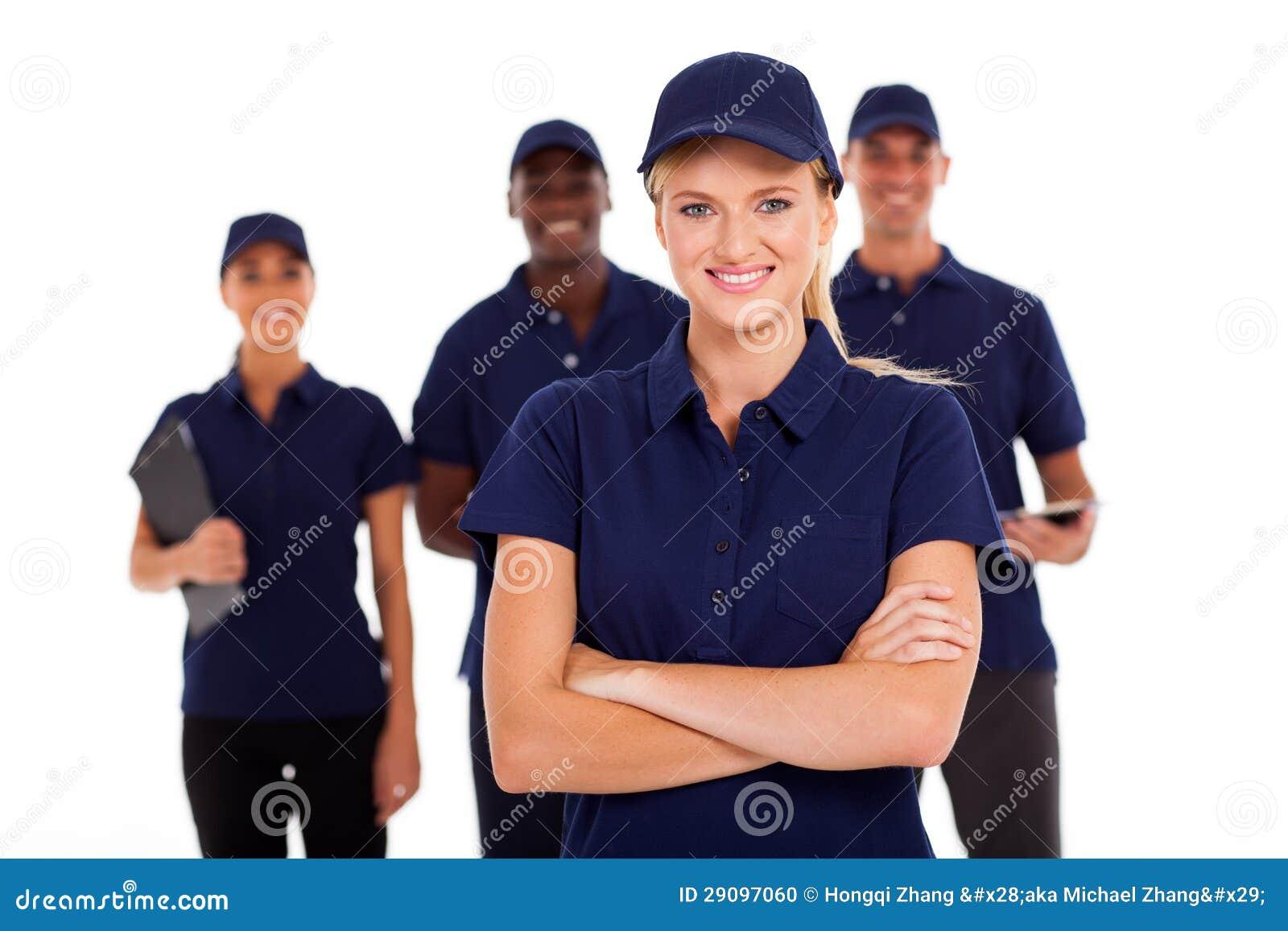Personas del servicio técnico