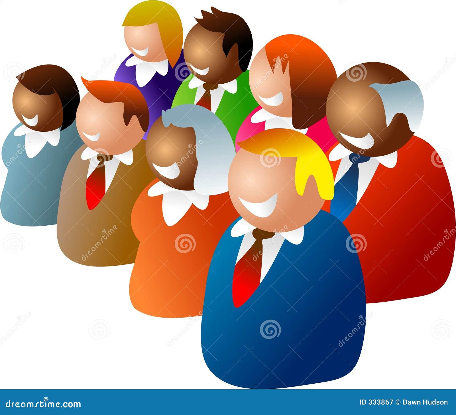 Personas diversas