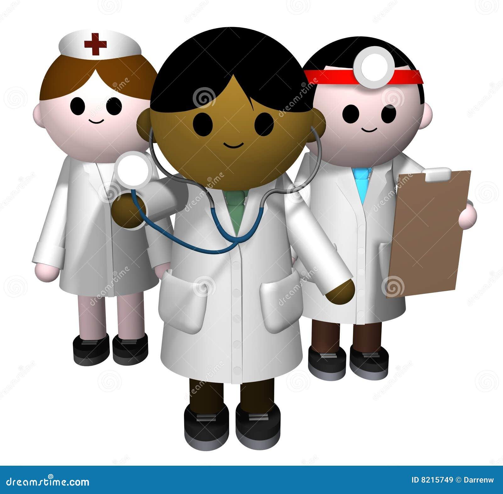 Personas médicas
